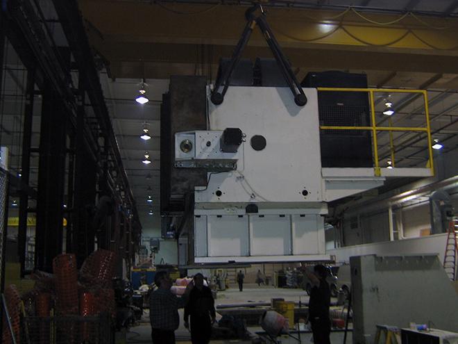 machine rigging equipment